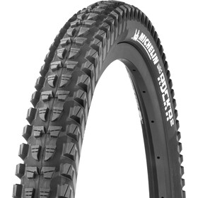 "Michelin Wild Rock'R2 Advanced Sykkeldekk 26 x 2.35"" foldbart, reinforced Magix Svart"